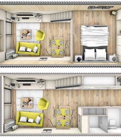 Conceptual Design of your Tiny Home