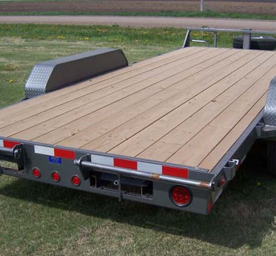 Choosing the Trailer Bed Size